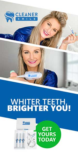 Cleaner Smile Teeth Whitening System