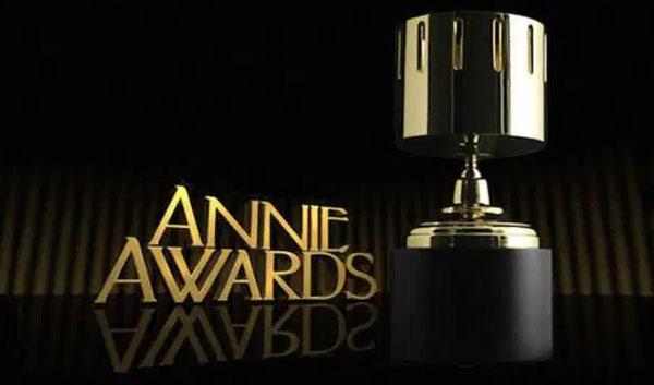 Annie Awards Trophy