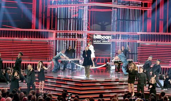 Billboard Awards Stage Performance